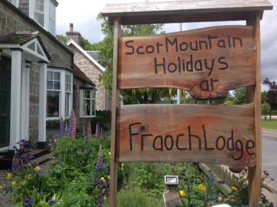 Fraoch Lodge Photo