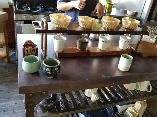Captain Cook, HI: Coffee tasting