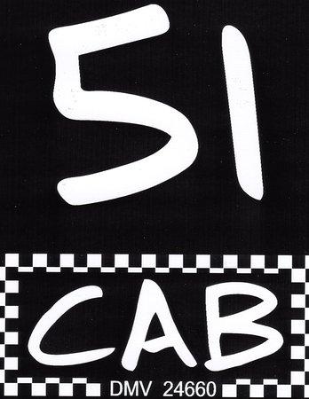 51 Cab