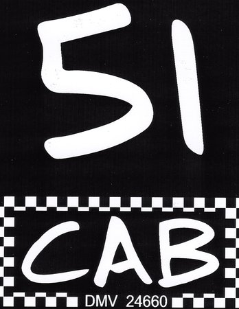 Virginia Beach, VA: 51 Cab.  Oceanfront specialist.  DMV 24660 and MIDLANT authorized.