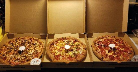 Alexandria, Κεντάκι: Selection Of Pizzas