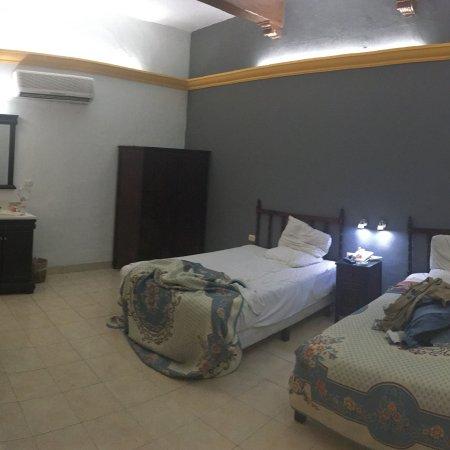 Hotel Montejo: Nice room and pleasant surroundings