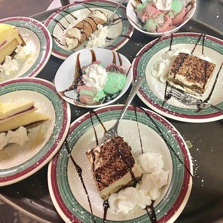Summerfield, Флорида: Some menu items