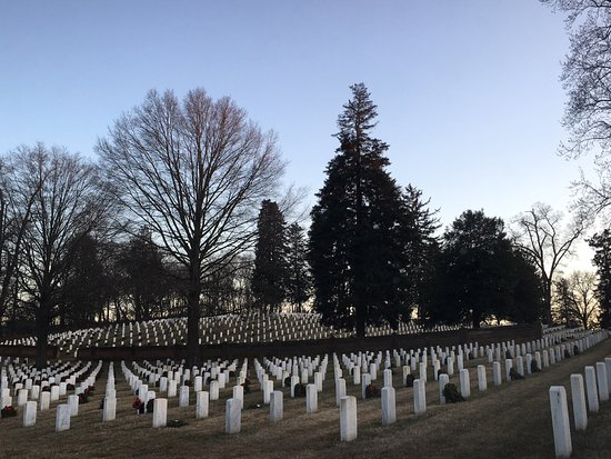‪Culpeper National Cemetery‬