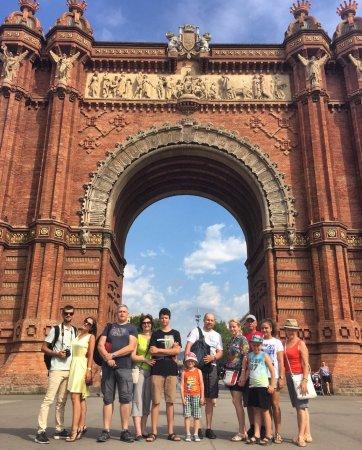 Бесплатные экскурсии Барселона