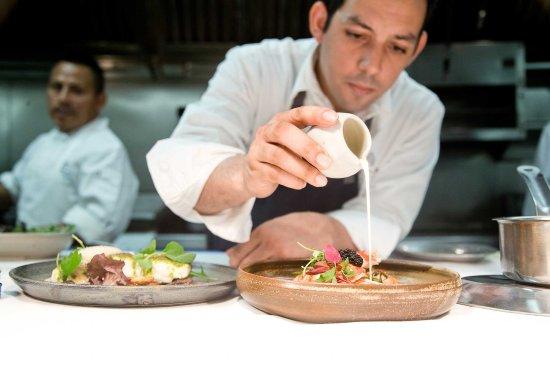 Washington, CT: Head Chef Isaac Olivo