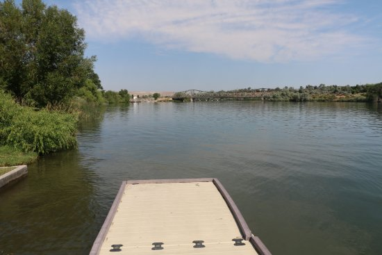 Hagerman, ID: Snake River at Owsley Park