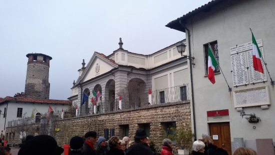 Municipio - Candelo.