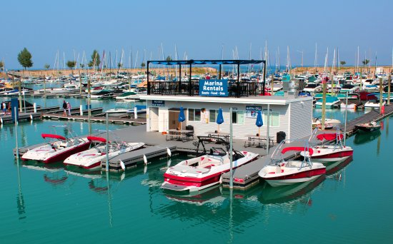 Bear Lake Marina Rentals