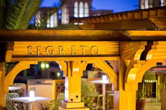 SEGRETO RESTAURANT AND BAR, Dubai - Al Sufouh 1 - Menu, Prices, Restaurant  Reviews & Reservations - Tripadvisor