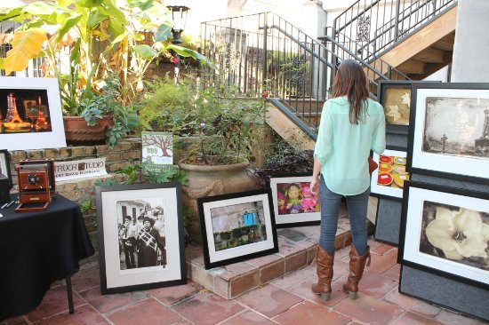 Covington is a vibrant arts community.