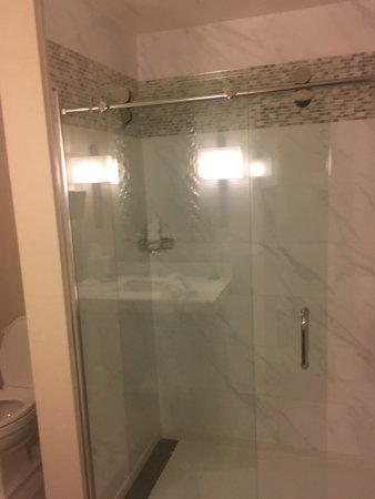 Cool Barn Door Style Shower Door Picture Of The Adolphus