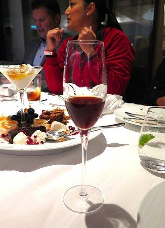 Greater London, UK: Estiatorio Milos - London - Wines Flowing All Night