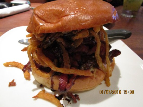 STACKED: Food Well Built: Stack n Blue burger
