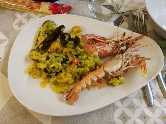 Grazie Chicco è Rosa, cena indimenticabile!!!