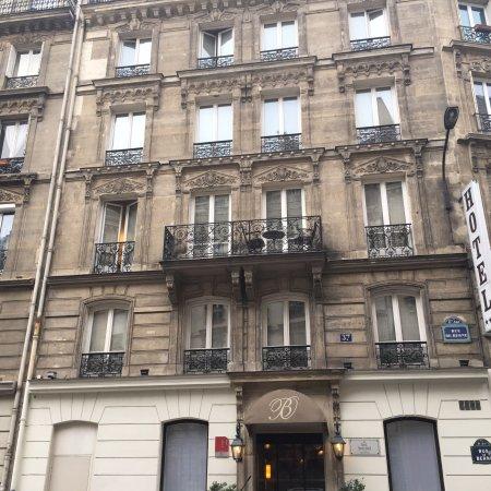 Berne Opera Hotel Paris Tripadvisor
