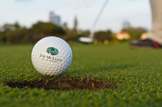 Improve Your Putting at Jim McLean Golf School In Miami