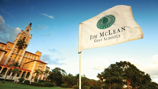 Coral Gables, Φλόριντα: Biltmore Hotel In Miami Is The New Flagship Golf School Location For Jim McLean