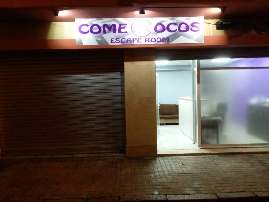Comecocos Sevilla Escape Room