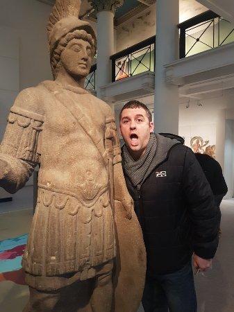 Yorkshire Museum: 20180127_104403_large.jpg