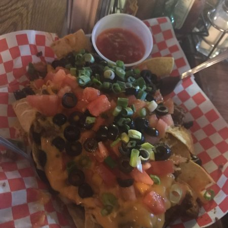Clatskanie, OR: Not Your Nachos & Sticks-yum!