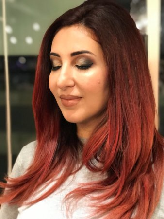 Hair and makeup at Live True London Vauxhall Hair and Beauty Salon