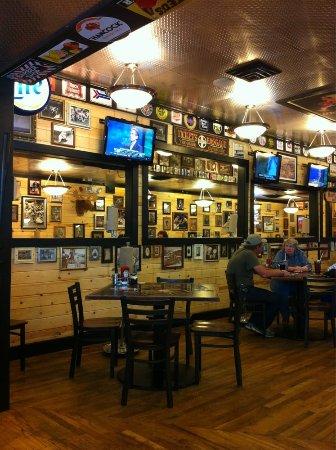 Buck's Sports Grill - Rawlins, WY interior