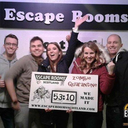 Escape Rooms Dixon Street Glasgow