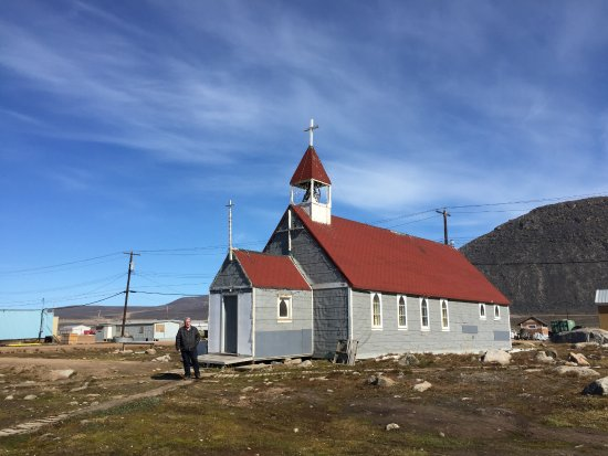 ‪‪Qikiqtarjuaq‬, كندا: The Anglican Church‬