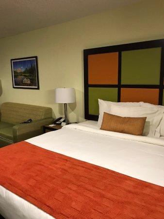 Jaybird's Inn: Room 311