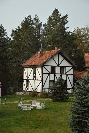 Entrance - Picture of OSTOJA Sport Resort, Januszkowo - Tripadvisor