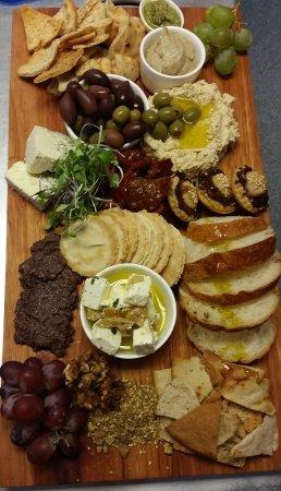 Persimmon Lane Med Platter - Delicious!