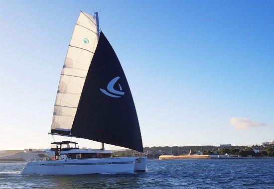 Lufinha Sailing