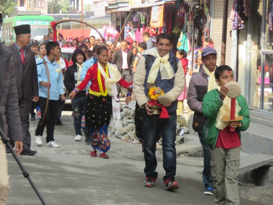 Temple Tree Resort & Spa: Pokhara wedding groom