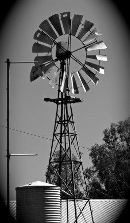 Elmore, ออสเตรเลีย: Windmill