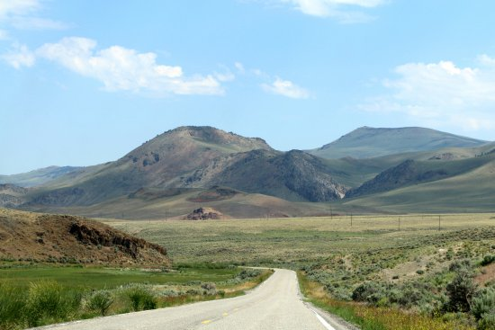Carey, ID: Peaks to Craters Scenic Byway