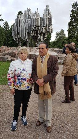 The Sibelius Monument: Parque y monumento