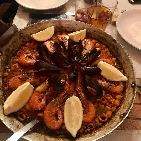 Polpettine di manzo foto di llevataps milano tripadvisor - Buon pranzo in spagnolo ...