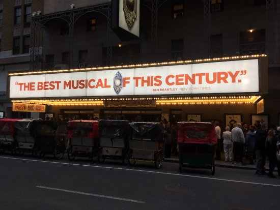 The Book of Mormon, Eugene O´Neil Theatre, New York