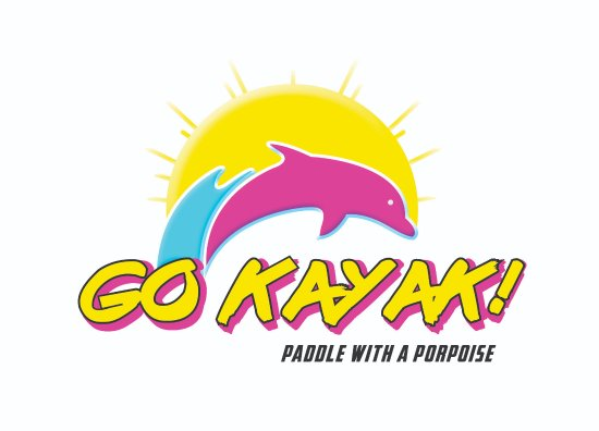 ‪GoKayak! Paddle with a Porpoise!‬