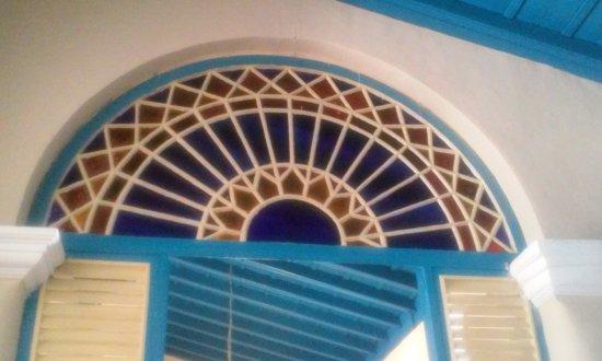 Museo Parrandas Remedianas: Una luceta: una de las atracciones arquitectónicas del lugar