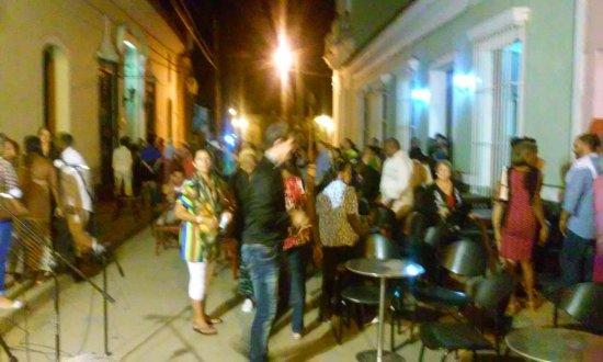 Museo Parrandas Remedianas: Actividad comunitaria con afluencia de público