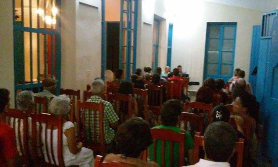 Museo Parrandas Remedianas: Uno de los conciertos que se ofrecen en el Museo en las jornadas de cultura