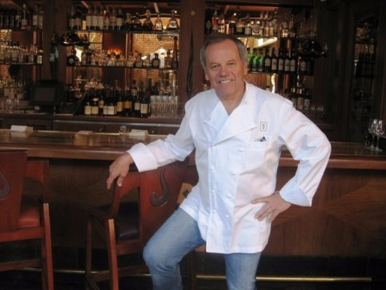 Spago Beverly Hills: Wolfgang Puck owner/founder of Spao