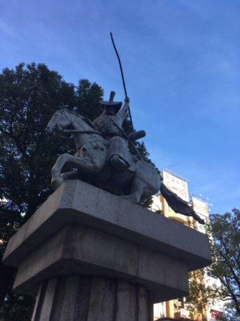 Ota Dokan Statue