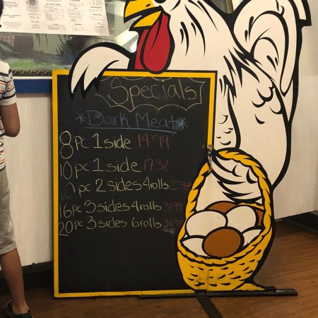 La Habra, CA: Chicken Box