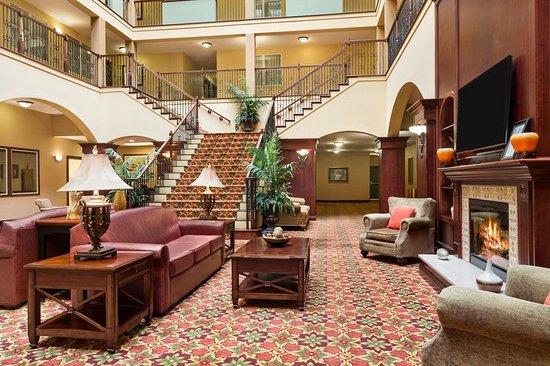 Country Inn & Suites by Radisson, Athens, GA: Lobby