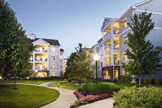 Wyndham Nashville: Exterior