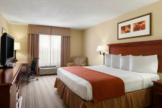 Rosedale, MD: Guest room