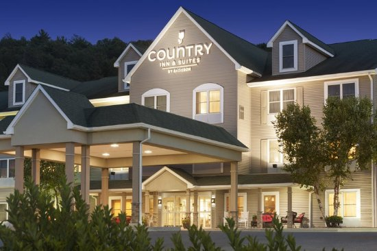 Country Inn & Suites by Radisson, Lehighton (Jim Thorpe), PA: Exterior